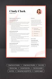 Cindy Clark Resume Template | Simple Resume Template, Resume ... 50 Creative Resume Templates You Wont Believe Are Microsoft Google Docs Free Formats To Download Cv Mplate Doc File Magdaleneprojectorg Template Free Creative Resume Mplates Word Create 5 Google Docs Lobo Development Graphic Design Cv Word Indian Designer Pdf Junior 10 To Drive Your Job English Teacher Doc Modern With Cover Letter And Portfolio Cv Best For 2019