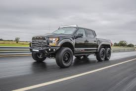 100 6x6 Trucks For Sale Hennessey Will Now Sell You A VelociRaptor 66 The Drive