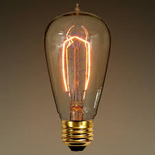 40 watt edison bulb 4 8 in length vintage light bulb
