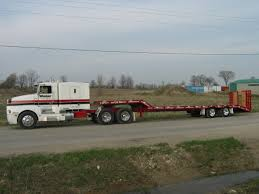 100 Step Deck Truck Float King Trailer Products