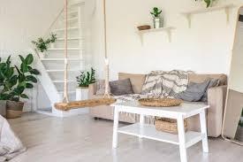 weißes wohnzimmer ideen zum einrichten gestalten