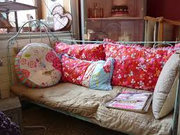 lit transformé en canapé lit en fer forgé transformé en canapé