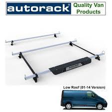 100 Truck Ladder Bars Roof Rack For Vauxhall Vivaro Mk1 01to14 3 Autorack