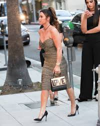 Kyle Richards Halloween by Kyle Richards And Her Daughter Visit Her Store In Beverly Hills