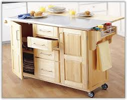 Blue Roof Cabin Diy Industrial Kitchen Island Or Cart Whatever Pertaining To Ideas