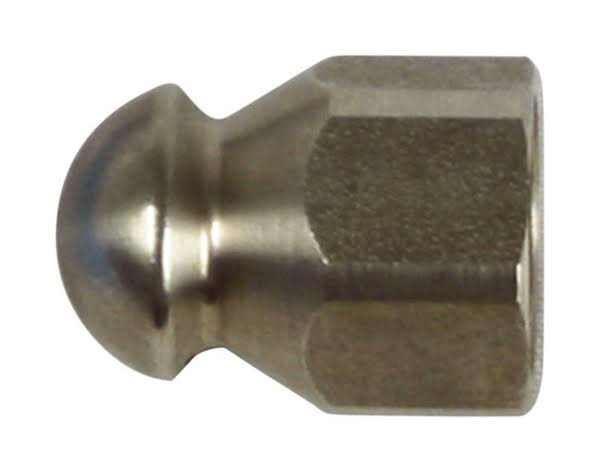 "Forney 75140 Pressure Washer Accessories Sewer Nozzle - 1/4"" Female NPT x 4.5mm, 4,200 PSI"