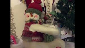 Frosty Snowman Christmas Tree by My Frosty The Snowman Singing Toy Youtube