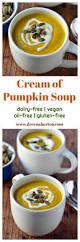 Pumpkin Bisque Recipe Vegan by Creamy Vegan Pumpkin Soup With Maple Spiced Pepitas Dairy Free