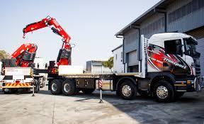 Fassi Heavy Duty Knuckle-boom Cranes - Fassi Cranes