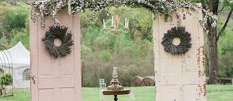 30 Fabulous Rustic Old Door Wedding Decoration Ideas Forward In Decorating For Doors