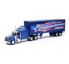 Kenworth W900 Patriotic Semi Truck & Trailer 1/32 Scale By Newray 12323 Diecast Kenworth Elvis Truck The Blue Suede 132 Scale By Newray Amazoncom Newray Peterbilt Us Navy Toy And Cattle Youtube Dcp T800 With Utility Dry Goods Trailer Carlile Ho Long Haul Semitrailer Kenworthcpr Model Power Mdp18007 Buy W900 With Flat Bed Hay 143 Grain Hauler Trucks Cars Toys Home 153 W900l Show Tractor Kw Other Action Figures New Ray Presley Replica Double Dump In