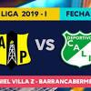 Alianza Petrolera contra Deportivo Cali