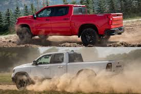 Chevrolet Silverado Trail Boss Or Ram Rebel? Pick Your Pickup Poison ...