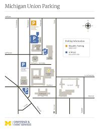 Maps & Floor Plans • Conference & Event Services