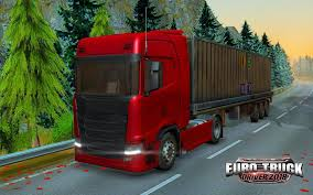 Game Euro Truck Driver 2018 V2.2.0 MOD Unlimited Gold/Money - GameMod.io