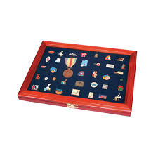Display Case Medals Decorations Pins