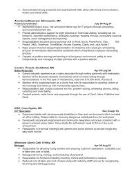 Resume Organizational Skills Examples Of Resumes Rh Makingchangeblog Com Good For