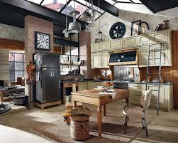 cuisine style retro la cuisine de style brocante de marchi inspiration cuisine