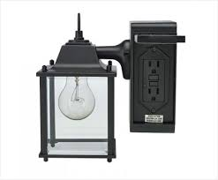 bathroom light fixture with power outlet 盪 the best option wall