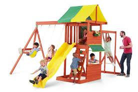 Big Backyard Hazelwood Swing Set - Toys