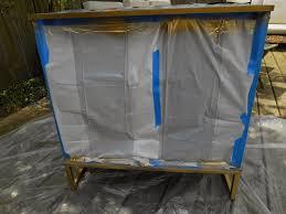 Ikea Aneboda Dresser Hack by My Notting Hill Ikea Trysil Hack U0026 Favorite Gold Spray Paint