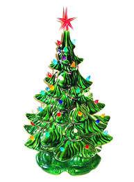 Mini Christmas Tree With Lights How To Buy Ceramic Small Trees Amazon