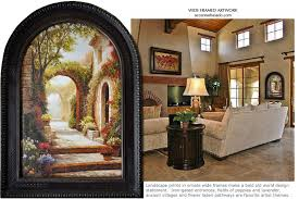 Theme Design Tuscan Wall Art Decor Space Grilles Iron Excellent Accents Texture Colors Update Fashionable Salado