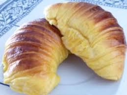 recette de pate a brioche croissants de pâte brioche recette portugaise par cuisineportugaise