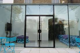 100 Glass Extention Town House London UK Structural Box Extension Ion