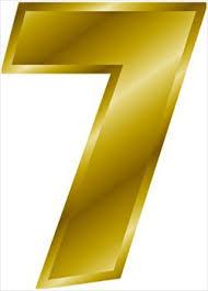 الرقم سبعة وحيرة العلماء