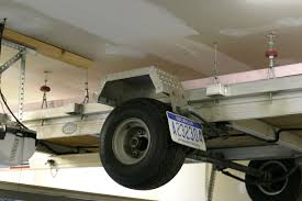 Kayak Ceiling Hoist Pulley by Panofish Garage Trailer Lift