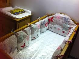 patron tour de lit bebe aux fraises le tour de lit coussins