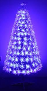 Fiber Optic Christmas Tree Target by Christmas Decor Ft Ft Ft Ft Black White Green Led Fibre Optic