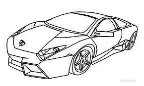 Sheets Lamborghini Coloring Pages 84 For Books With