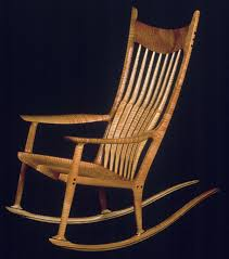 sam maloof rocking chair class sam maloof 1916 2009 finewoodworking
