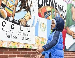 Big Ang Mural Unveiling by Mural Celebrating Latino Culture A Christmas Gift To Pottstown