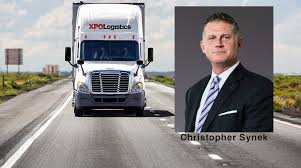 XPO Hires Christopher Synek As President Of North American ...