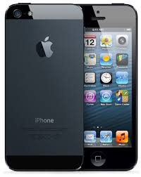 Apple iPhone 5 64GB Black & Slate Unlocked A1429 CDMA GSM