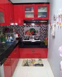 motiv keramik küchen schmale rote farbe motiv keramik küche