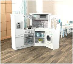 Kidkraft Pastel Kitchen Play Set Ultimate Corner White Pretend Preschool
