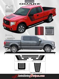 2009-2019 Ford F-150 Graphics QUAKE COMBO Tremor Vinyl Stripe Decals ... Little Blue Trucks Halloween Popsicle Stick Kid Craft Glued To Automobile Icons Set Collection Of Crossover Truck And Mut 25 Brutal Madden Ultimate Team Head Martha Stewart High Quality 2018 Best Price Boom Lifting Crane Trailer And Suvs You Can Still Get With A Photo Image Gallery Hlights Leveon Bell Hits The Levels Nebraska Funny Family Monster Truck Amber Light Stick Traffic Advisor Free Spare Kidney Save Life Auto Accumulator Other