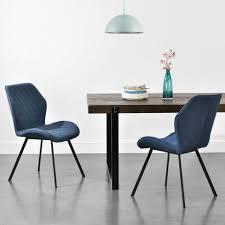 en casa esszimmerstuhl sarpsborg polsterstühle 2er set küchenstühle gesteppt in verschiedenen farben kaufen otto