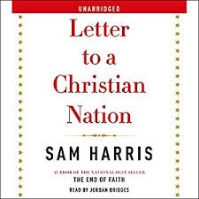 Amazon Letter to a Christian Nation Audible Audio Edition