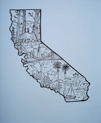 1239x1500 California State Outline With Bear Classroom Ideas Pinterest