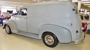 100 1952 Chevy Panel Truck Chevrolet 3100 Stock PJ9293 For Sale Near Columbus OH OH