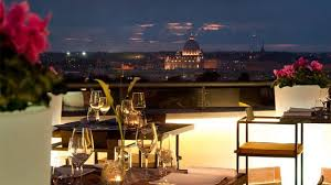 cuisine lounge la terrasse cuisine lounge rooftop bar in rome