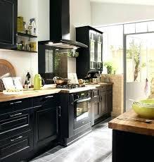meuble de cuisine noir meuble de cuisine noir cuisine noir mat ikea cuisine cuisine mat
