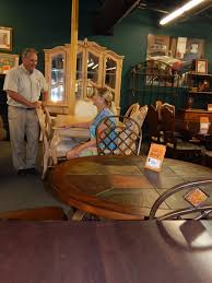 Consignment store specializes in high quality furniture and