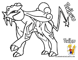 Legendary Pokemon Coloring Pages 12