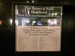 Barnes & Noble's Beloved, Quirky 5th Ave Store Has Closed For Good ... Barnes Noble On Fifth Avenue In New York I Can Easily Spend The Jade Sphinx We Visit Planted My Selfpublished Book Nobles Shelves And Rutgers To Open Bookstore Dtown Newark Wsj 25 Best Memes About Bookstores 375 Western Blvd Jacksonville Nc Restaurant Serves 26 Entrees Eater Books Beer Brisket As Reopens The Galleria Jaime Carey Leaving Dancers Among Us Is Featured Today By One Day Monroe College Opens With Starbucks Gears Up For Battle With Amazon Barrons